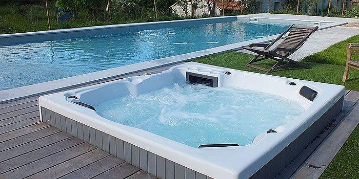 Rénovation piscine après